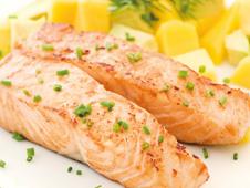 Fisch leichtes Buffet Catering Schlemmerschmiede